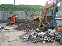 Steel recycling
